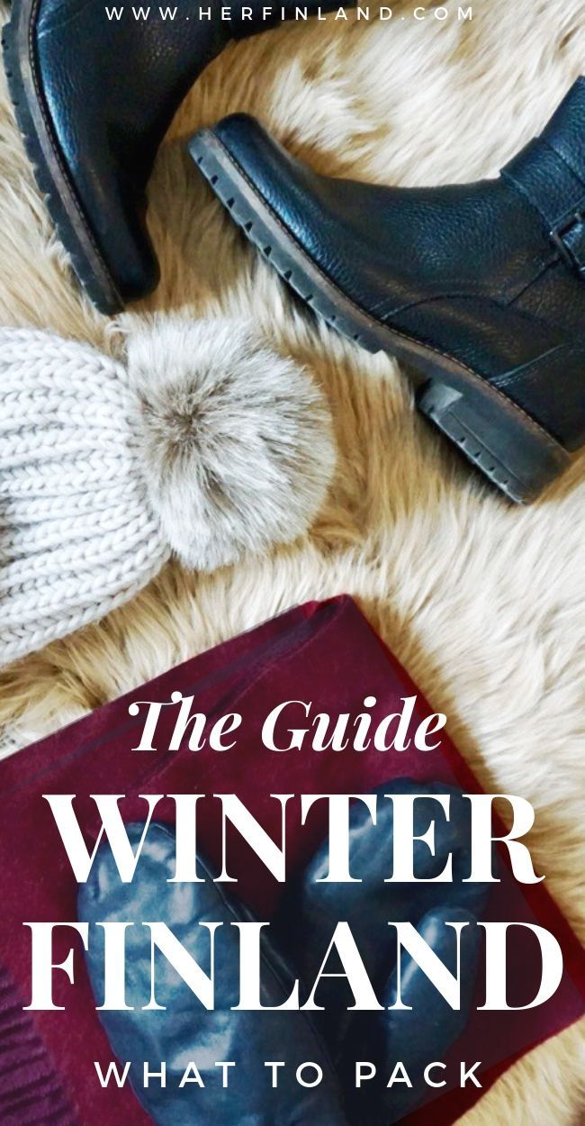 This article has all the clothing advice you need for your holiday in  Finland 4831445d6e9