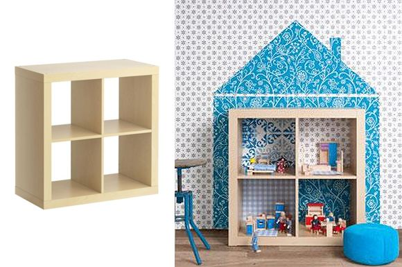 ikea hack dollhouse