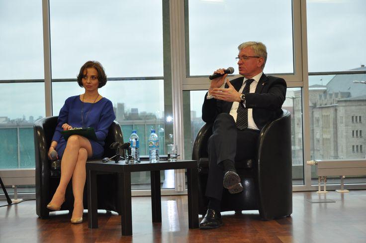 Debata na temat przyszłości marki Poznań.