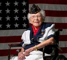Loretta Walsh - The first woman in the U.S. Navy