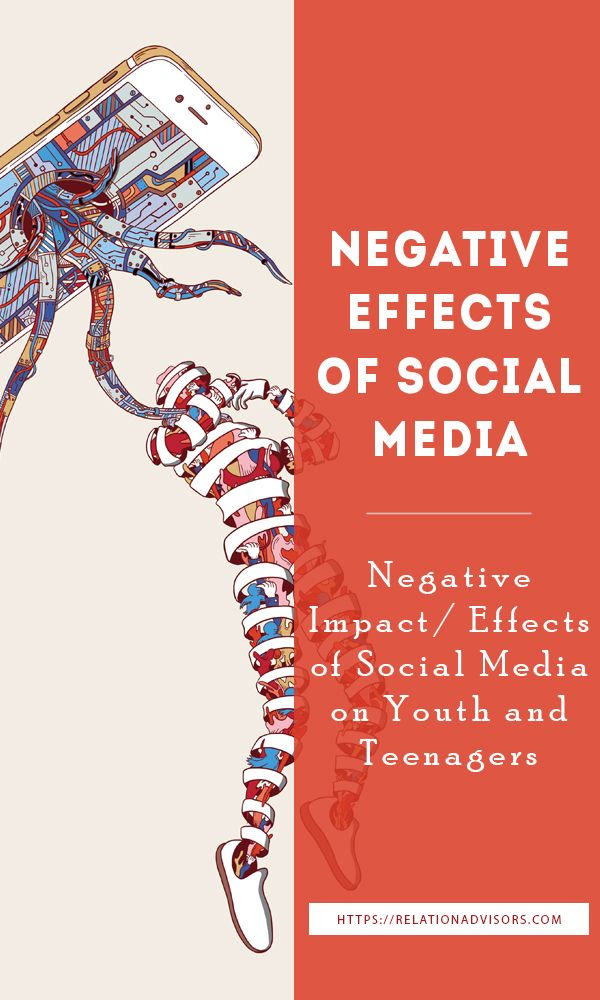 Pin On Social Media Effects