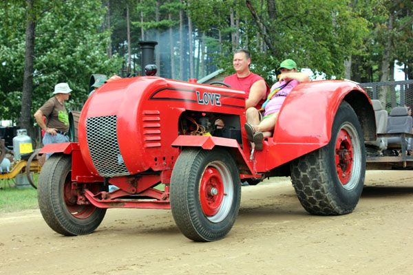 Antique Tractor Horns : Best old tractors images on pinterest