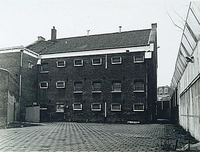 552_303185 Huis van bewaring aan de Doelstraat - Regionaal Archief Dordrecht