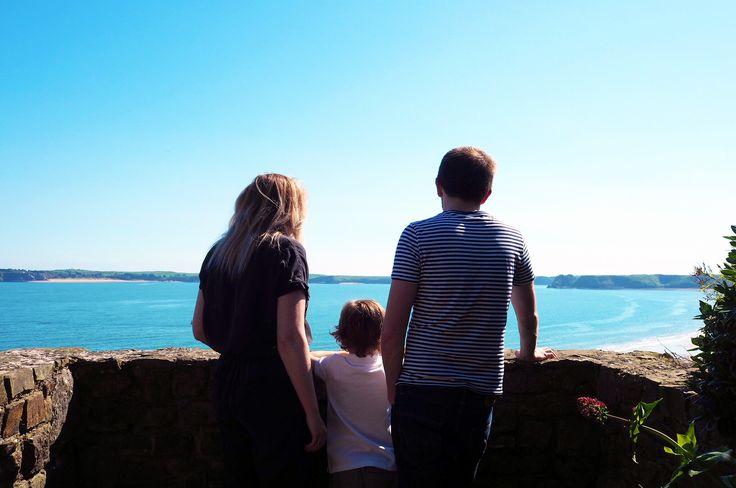 Exploring Pembrokeshire as a family