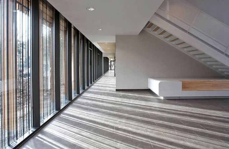 ECOLE MATERNELLE LA VENELLE. Epinay Sur Seine. France. Architects: Gaetan Le Penhuel Architecture. DOWNLIGHTS. Recessed downlights. ROVASI BOOK 11-12.