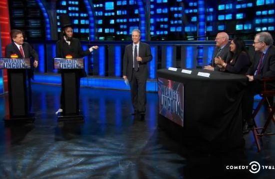 Judge A Napolitane vs Lincon  vs Civil War vs Jon Stewarthttp://www.dailykos.com/story/2014/03/12/1284037/-Jon-Stewart-has-3-history-professors-rip-apart-Fox-s-Andrew-Napolitano-s-slavery-revisionism?detail=facebook