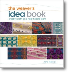 The Weaver's Idea Book: Creative Cloth on a Rigid-Heddle Loom by Jane Patrick. $20.96 #Resolve2Save Event ends 1/29/2013