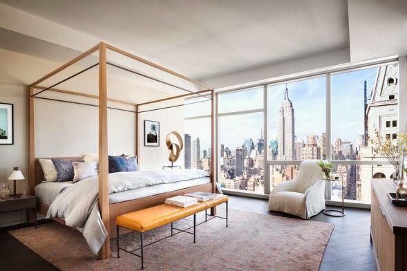 Celebrity Rooms - Tom Brady and Gisele Bundchen - by http://home-styling.blogspot.pt