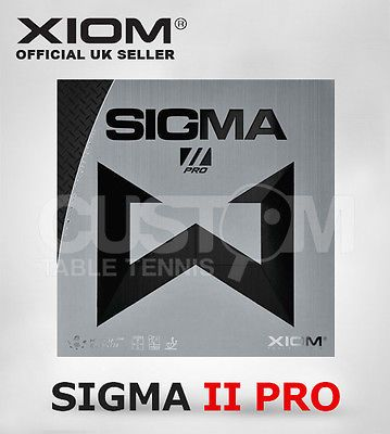 Xiom sigma pro ii table #tennis rubber #official uk - crazy clearance #price!,  View more on the LINK: 	http://www.zeppy.io/product/gb/2/291798702250/