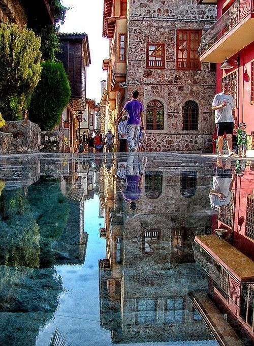 The Stone Mirror, Istanbul, Turkey http://exploretraveler.com http://exploretraveler.net