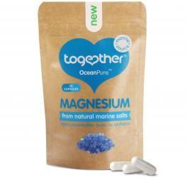 Naturalny magnez OceanPure Together Health (30 kapsułek)