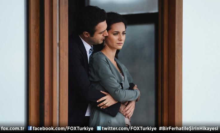 """Şirin """"Yalnızca ikimizin olduğu bir yer olmayacak Mehmet, öyle bir yer, öyle bir dünya yok!"""""""