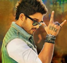 Image result for allu arjun hd images