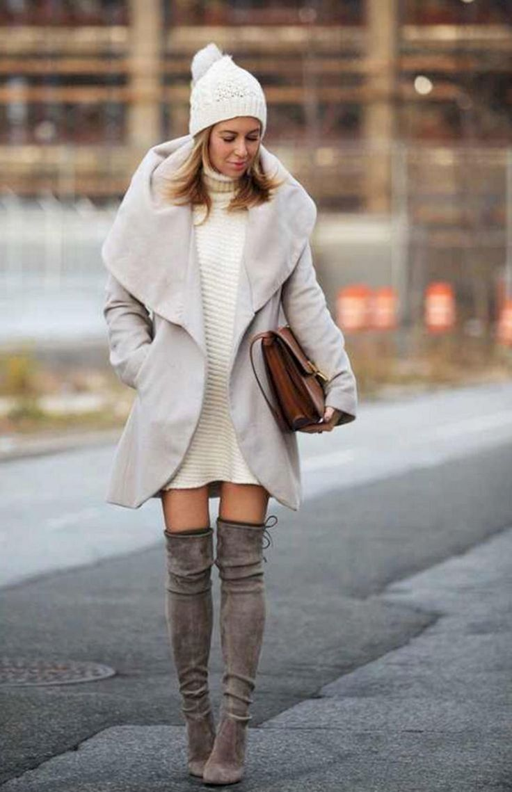 18 Beautiful Women Fashion Style Ideas For Winter Season That More Warm