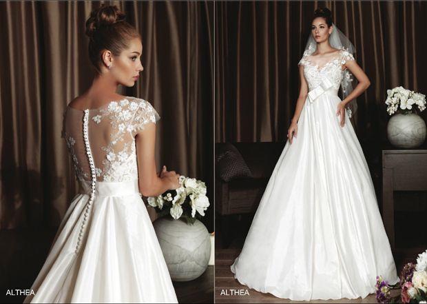 Intuzi Wedding Dress