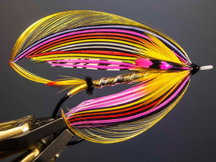 737 best Fly Tying images on Pinterest | Fly tying ... Atlantic Salmon Fly Tying Patterns