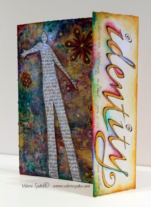 visual blessings: IDENTITY Art Journal and Study in Ephesians