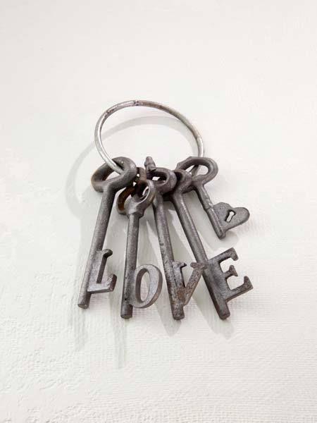Theo Store - Love Keys