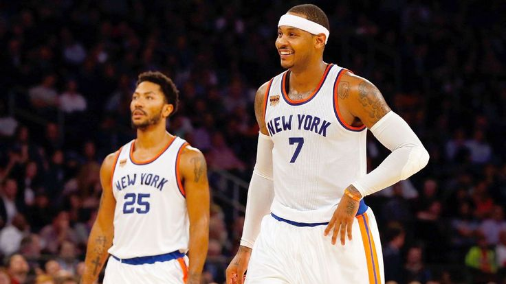 Predictions: Will the Knicks trade Melo and Rose?