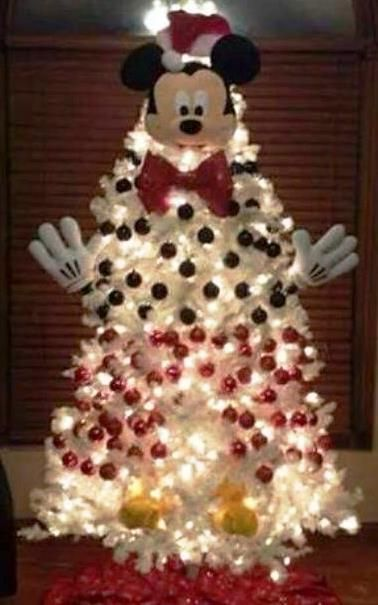 25 Best Ideas About Mickey Mouse Christmas Tree On