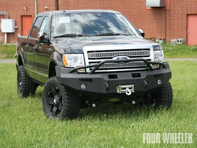 Bumpers! Custom Bumpers for the Raptor? - FORD RAPTOR FORUM - Forums and Owners Club! - F150 SVT Raptor!