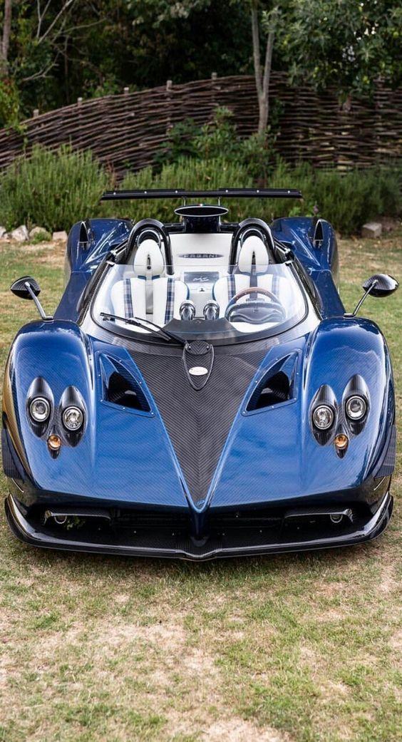 Hp Cool So Pagani Zonda Barchetta RoadsterCar Is The Incredible BoeWrdCx