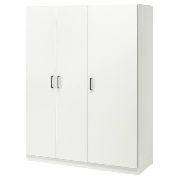 Ikea Catalogo Armadio Guardaroba.Dombas Kledingkast Wit Ikea Kledingkast Ikea Spaanplaat