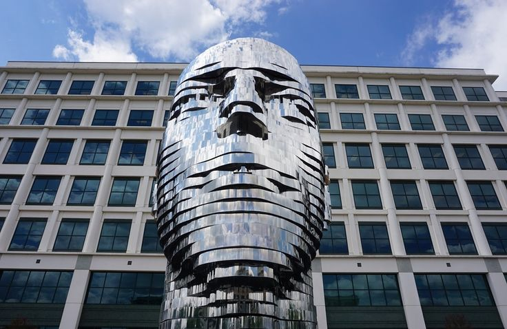 Find more pictures http://666travel.com/metalmorphosis-sculpture-charlotte-usa/
