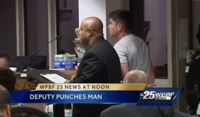 Police Department Hires Man After he Tried to Kill a Cop, Now He's Beating Up Innocent People