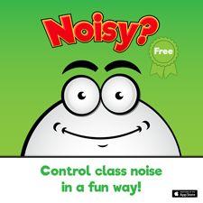 Noisy? Free App