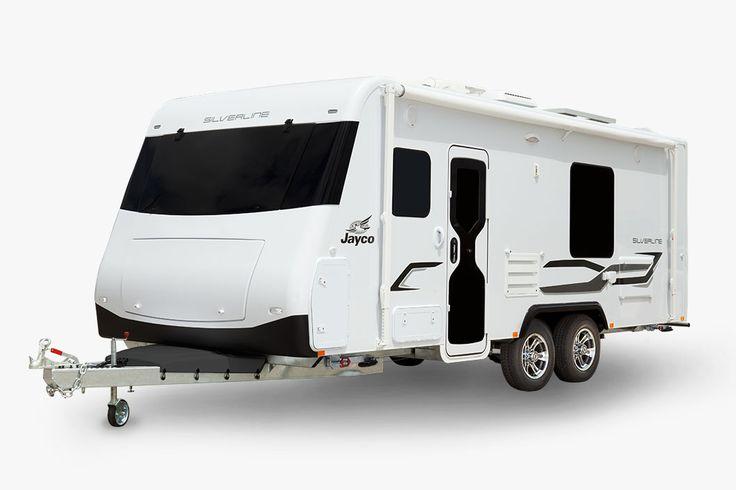 Silverline Caravan Exterior 1