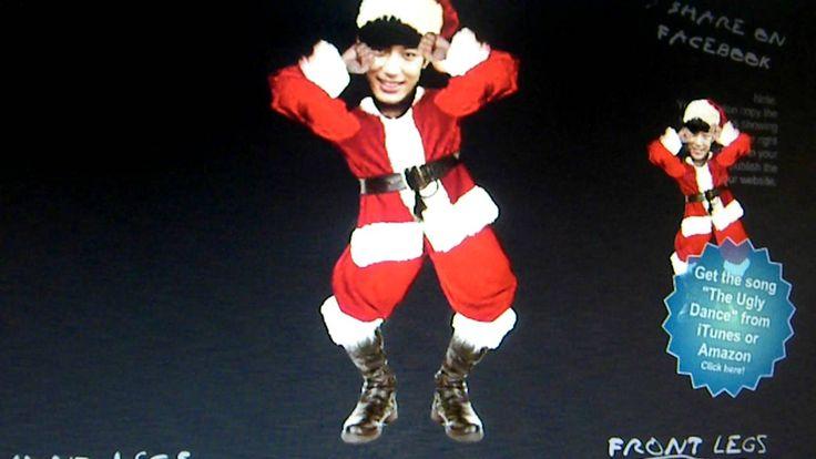 [kAt's] Se7en is doing The Ugly Dance [Merry Christmas]