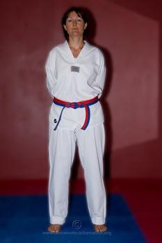 How to choose, wash and iron a taekwondo uniform or dobok.
