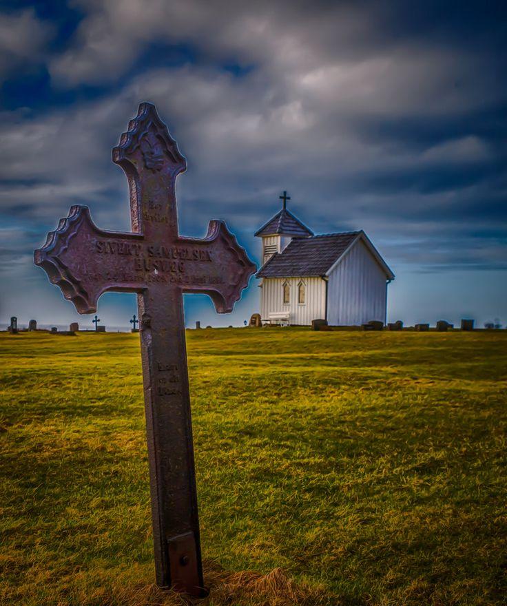 Varhaug Old Graveyard