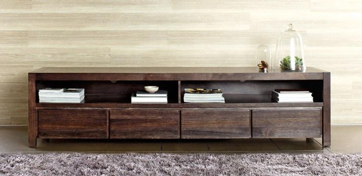 The YARRA lowline TV Unit is perfect for the purist who will only settle for solid wood furniture. Manufactured from Tasmanian Oak.