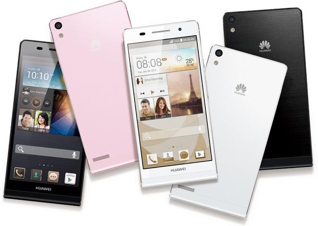 #Huawei #AscendP6, le #smartphone le plus fin du monde, débarque en #France en juillet !