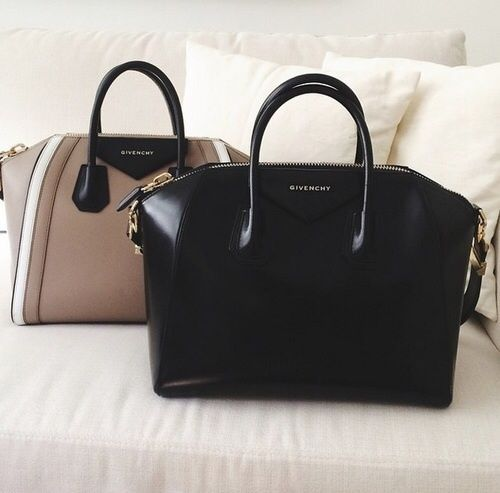 Givenchy Antigona  So classy minimalist looking. Love!
