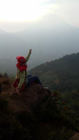 Puncak Sikunir Dieng Plateau