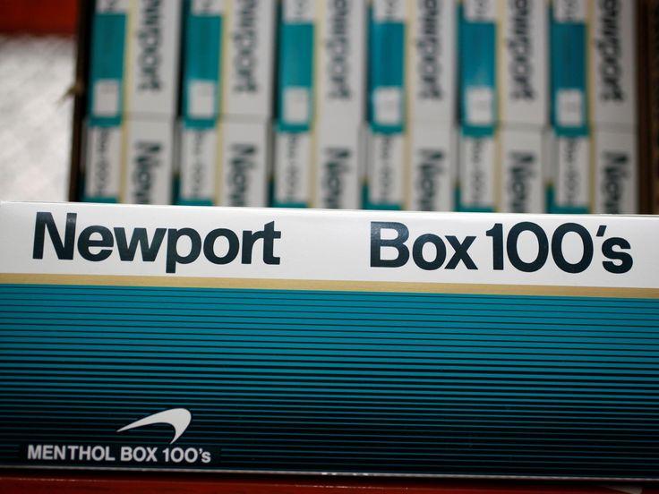 Cigarettes Detroit border