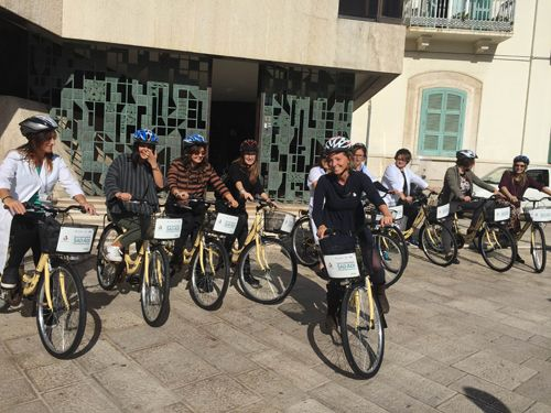Bari assistenza domiciliare: consegnate 20 biciclette
