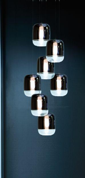 GONG MINI #Prandina #lighting #decorative #design #pendant #chandelier