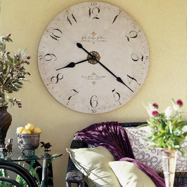 wall clocks and modern wall decorating ideas large clocklarge