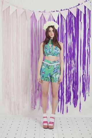 Feeling Frilly Shorts – WND.LND