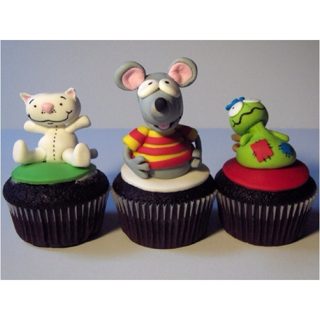 Possible next birthday theme? Toopy and Binoo