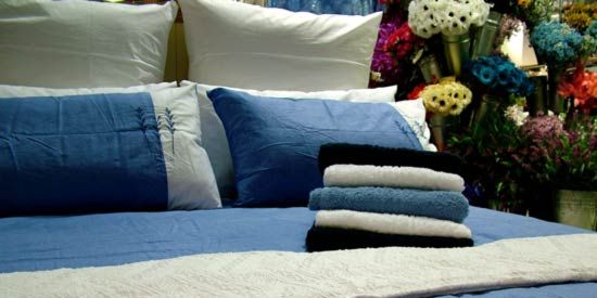 Removing Stains from Bedding