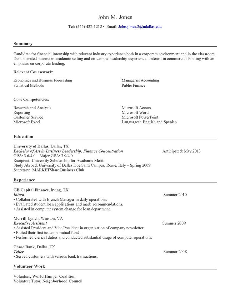 chronological resume layout chronological resume layout cvfreepro