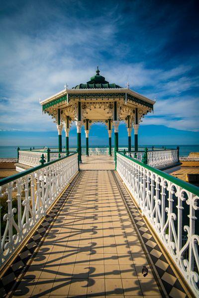 Brighton Band Stand, England, UK