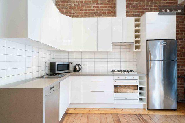 Collingwood apartment