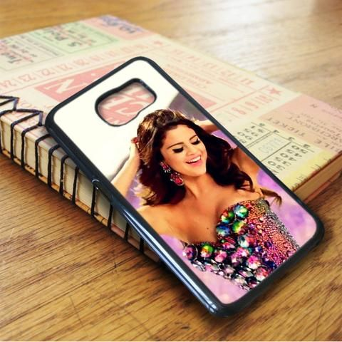 Selena Gomez Love You Like A Love Song Samsung Galaxy S7 Edge Case