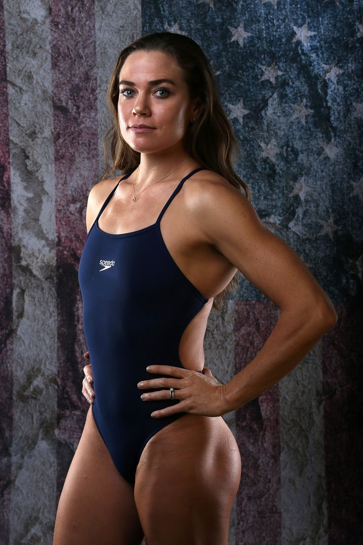 Check out Olympic medalist swimmer Natalie Coughlin's intense training schedule for the 2016 Olympics in Rio de Janeiro.